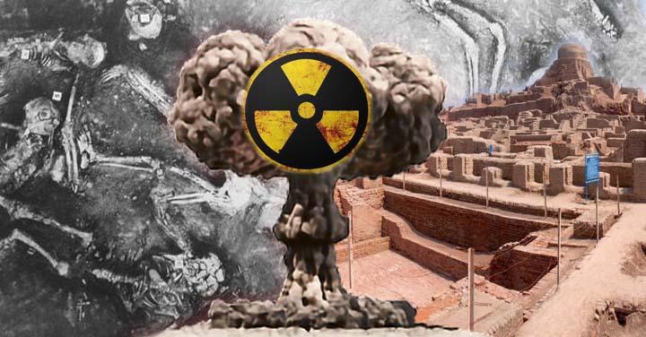 Mohenjo Daro: civilización destruida por ataque nuclear