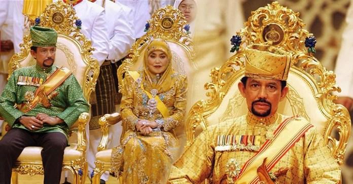 Sultán Hassanal Bolkiah: de los más ricos del mundo