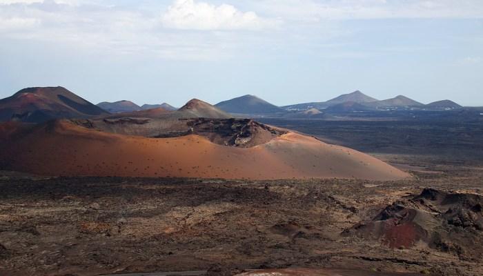 qué ver en lanzarote - Volcanes