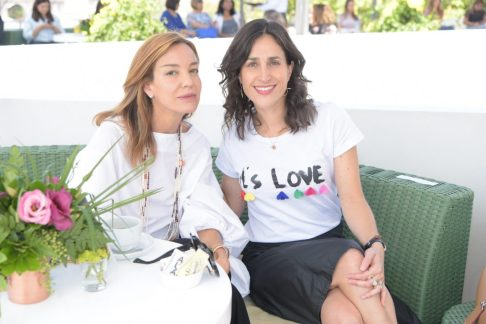 Ana Lucía de Teresa y Ana Paula Villegas