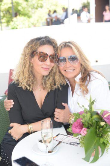 Zarina Rivera y Rosaura Henkel