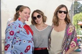 Raquel Orozco, Corina y Christiane Keller
