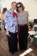 Christiane Keller y Raquel Orozco