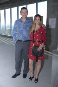 Arturo y Vanessa Filio