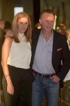 Ana Paula y Marco Beteta