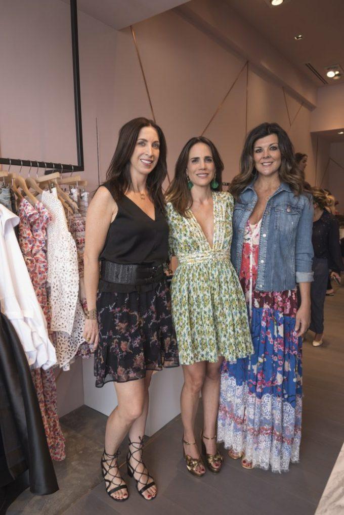 Lídia Elizondo , Raquel Juan Marcos y Almendra Ruiz1