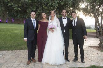 Izq- Derecha Belen Campillo, Mamá, Omer