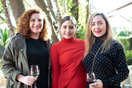 Mariana Bolaños, Ana María Zamora, Wende de Zamora