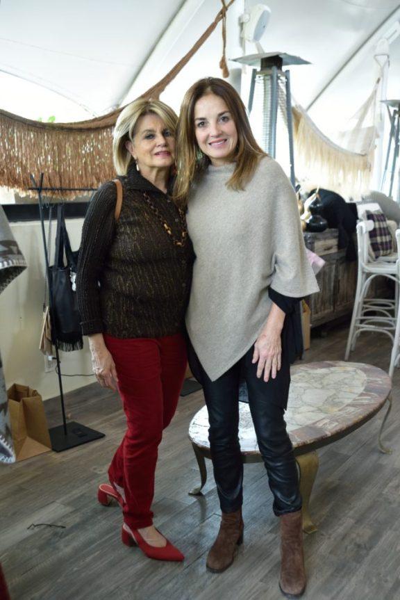 Maru Alonso y Tere Obreg—n