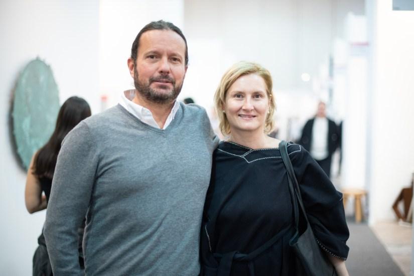 Eduardo Prieto, Ana Elena Mallet