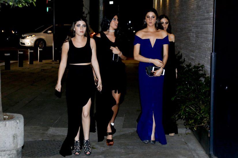 Boda Niza Jarari, Ruth Cherem, Sharon Achar e Ilana Hanan