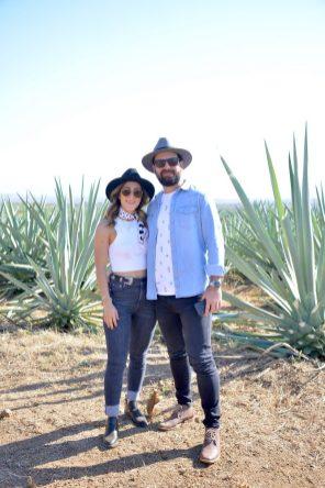 9 de marzo, Mezcal Amores Experience, Fiesta, Oaxaca, Oaxaca, Gaby Mack y Alejandro Millet, FOTO: Hildeliza Lozano