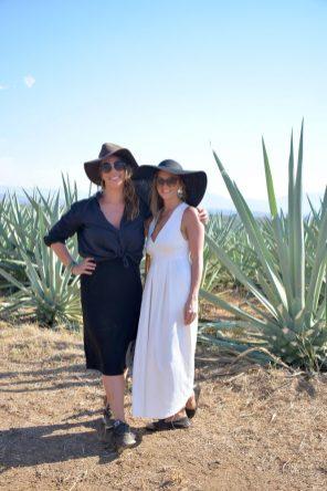 9 de marzo, Mezcal Amores Experience, Fiesta, Oaxaca, Oaxaca, Tara Nolan y Lisa Bressler, FOTO: Hildeliza Lozano