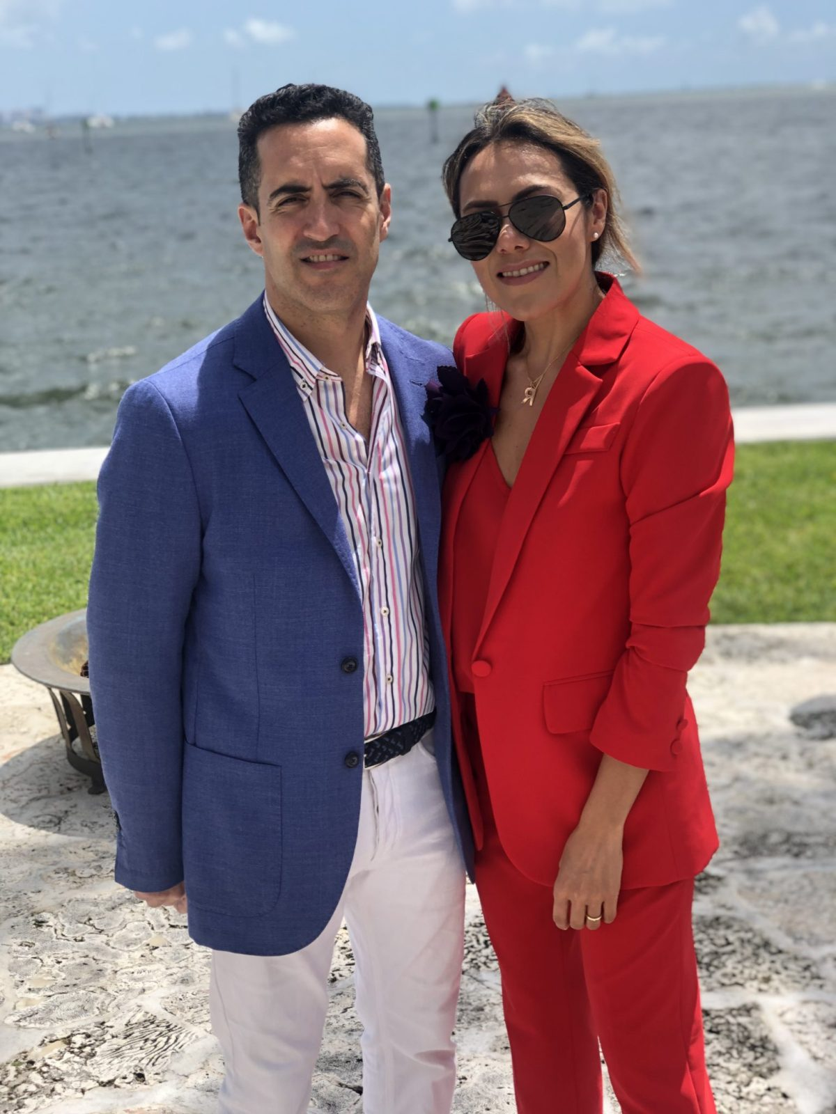 Mariano Lagos & Raquel Orozco