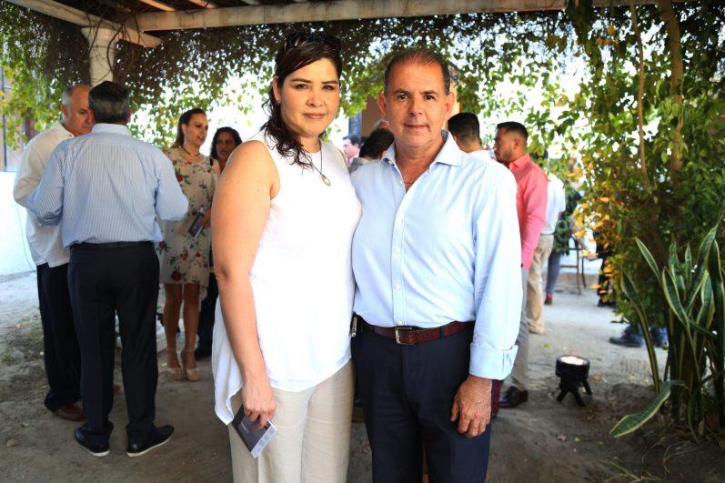 Alejandra y Héctor Carranza (2)