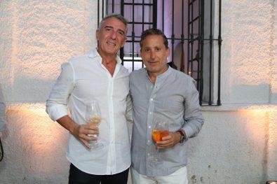 Alejandro Bolin , Moises Micha