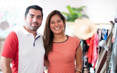 Jorge Ayala, Marilupe Miguel
