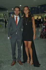 Daniel y Mireille Domit.
