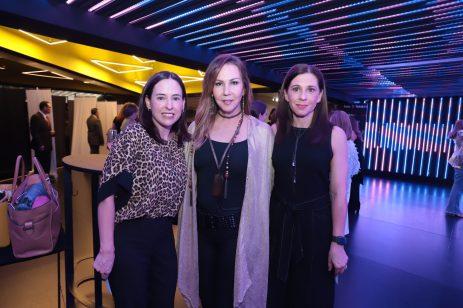 Ana Basavilbazo, Cecilia Laveaga, Gabriela Iorio