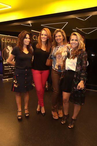 Cladia Reta, Lili Hernandez, Ana Bringold, Mayte Arguelles