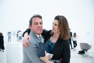 Eugenio López y Rosario Nadal