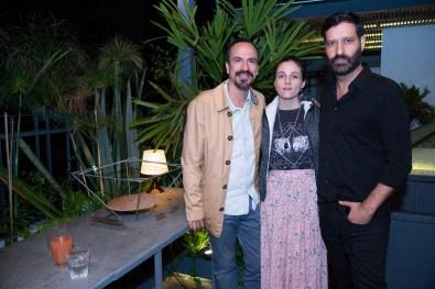 Felipe Colsá, Joana House , Guillermo Scaip