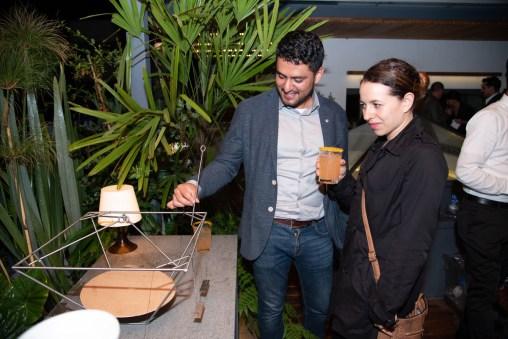 Miguel Casco, Andrea Garay