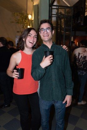 Elizabeth Bynum, Jared Simón
