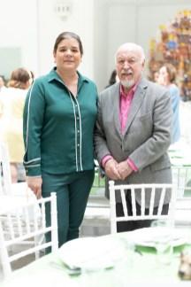 Sonya Santos, Bruno Newman