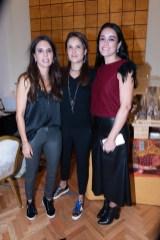 Ana Paula Álvarez, Susana Vega, Ana Paula Carrillo