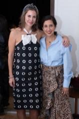 Lele Sadoughi, Karla Martínez de Salas