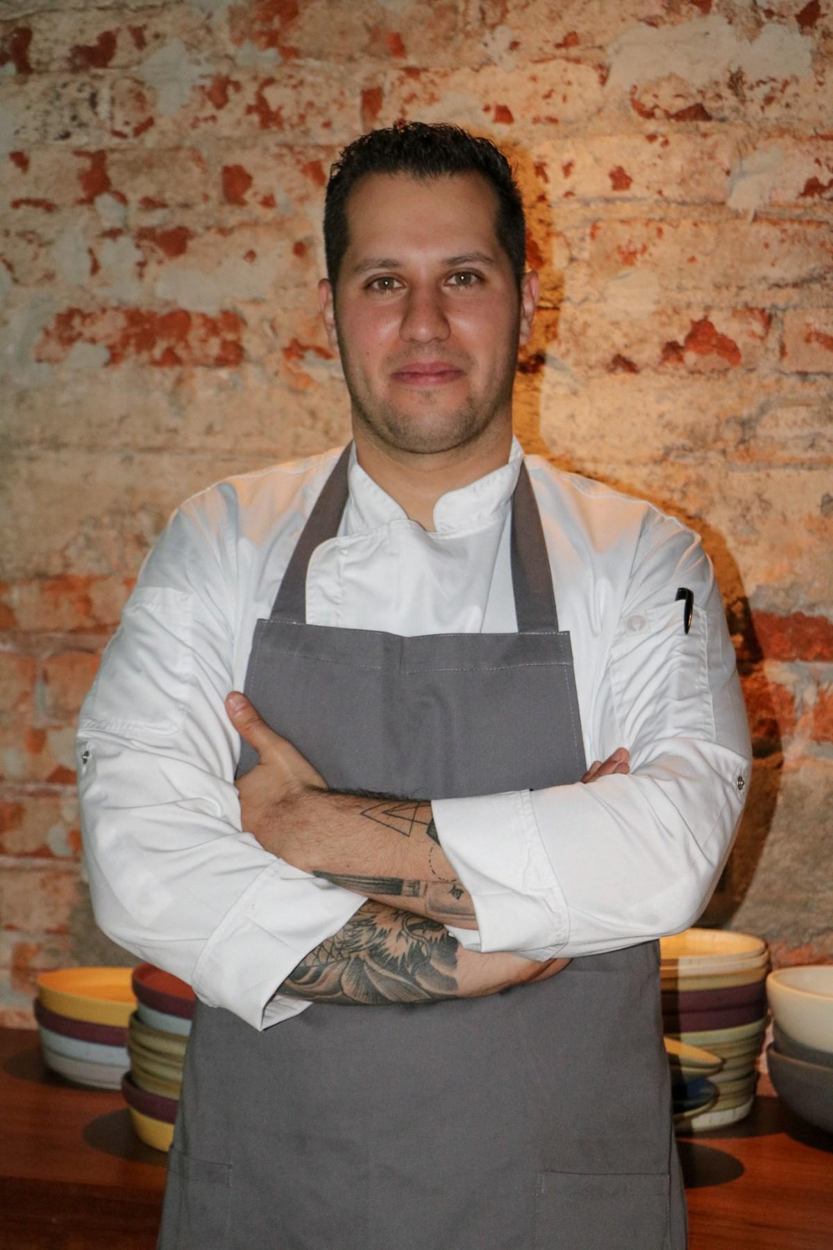 Chef Jorge García