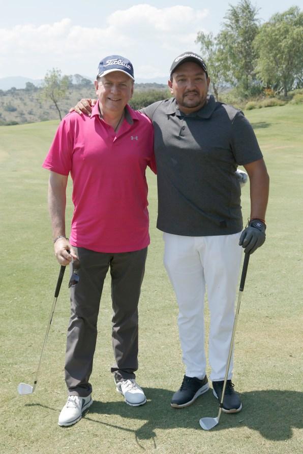 Guillermo Sanchez y Eduardo Guerrero