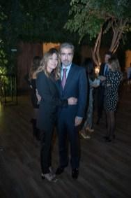 10octubre 2019. Gala 20 años Fundación Origen. Jardín Santa Fe. Maricarmen Rascón y José Lafontaine Fotos : Héptor Arjona