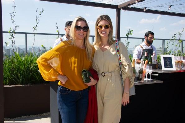 FOTO: Renata Grabert e Michelli Lima - Brunch LuxuryLab Brasil (29/09/2019) ©2019 Samuel Chaves/S4 PHOTOPRESS