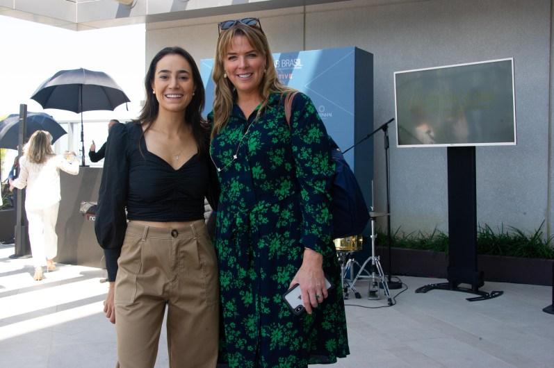FOTO: Paola Zurita e Jennifer Viditz-Ward - Brunch LuxuryLab Brasil (29/09/2019) ©2019 Samuel Chaves/S4 PHOTOPRESS