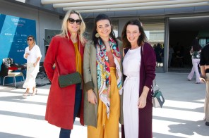 FOTO: Renata Grabert, Carla Moura e Ana Cury - Brunch LuxuryLab Brasil (29/09/2019) ©2019 Samuel Chaves/S4 PHOTOPRESS