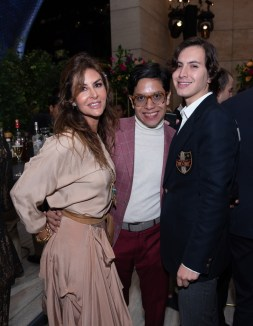Alejandra Fountanet, Gabriel Villaseñor, Diego Fernández