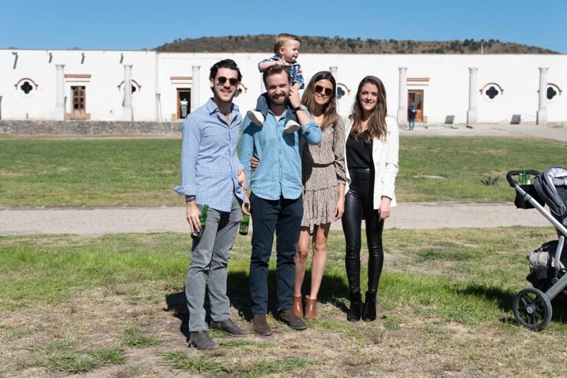 JUan Pablo Gópez, Ander Aranzaba, Ander Aranzaba, Jacquelin Barros, Daniela Barros