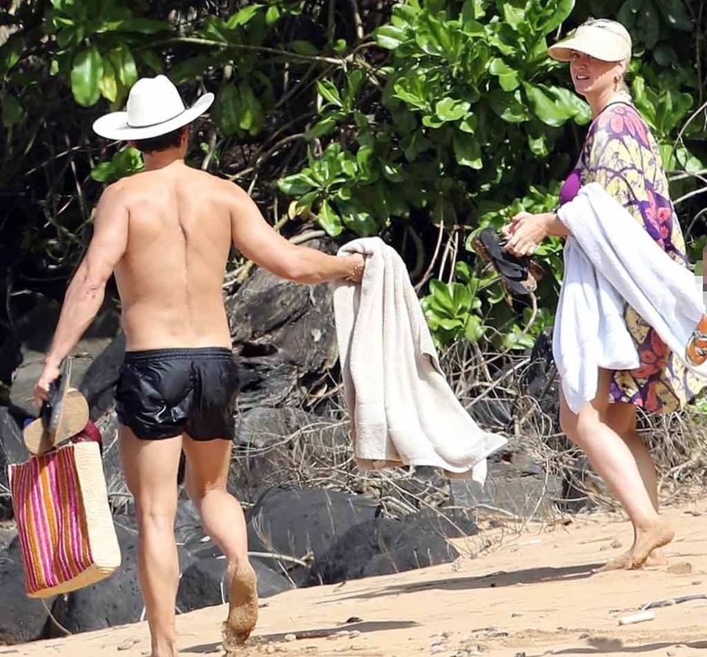 Katy-Perry-Orlando-Bloom-Hawai