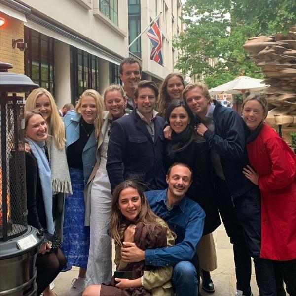 Hanna Jaff y amigos
