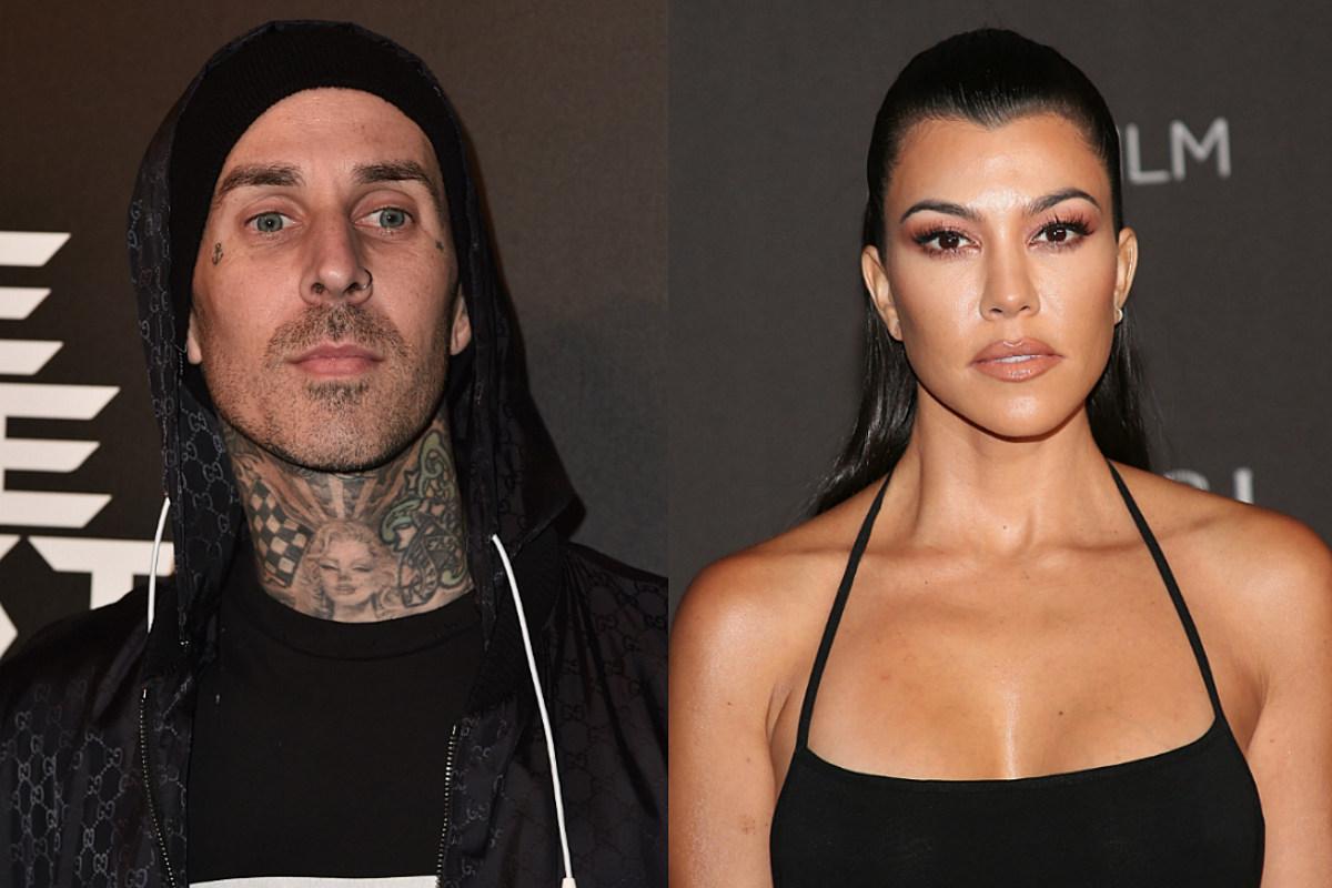 Kourtney Kardashian y Travis Scott de vacaciones en México.
