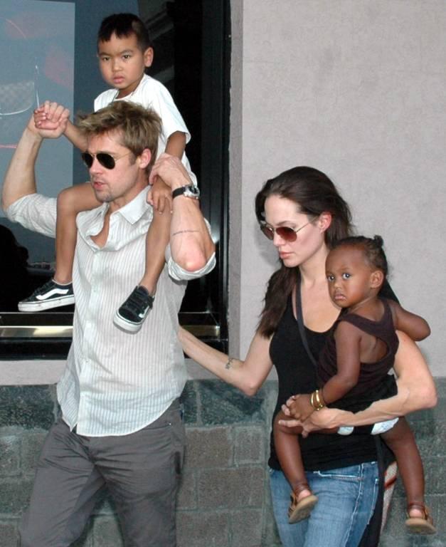 Brad-Pitt-Angelina-Jolie-Maddox-Zahara
