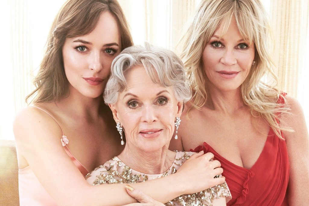 Dakota-Johnson-Melanie-Griffith-Tippi-Hedren
