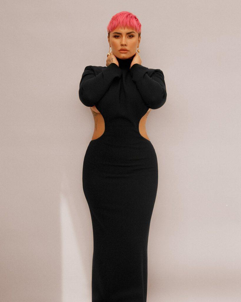 Demi Lovato revista glamour