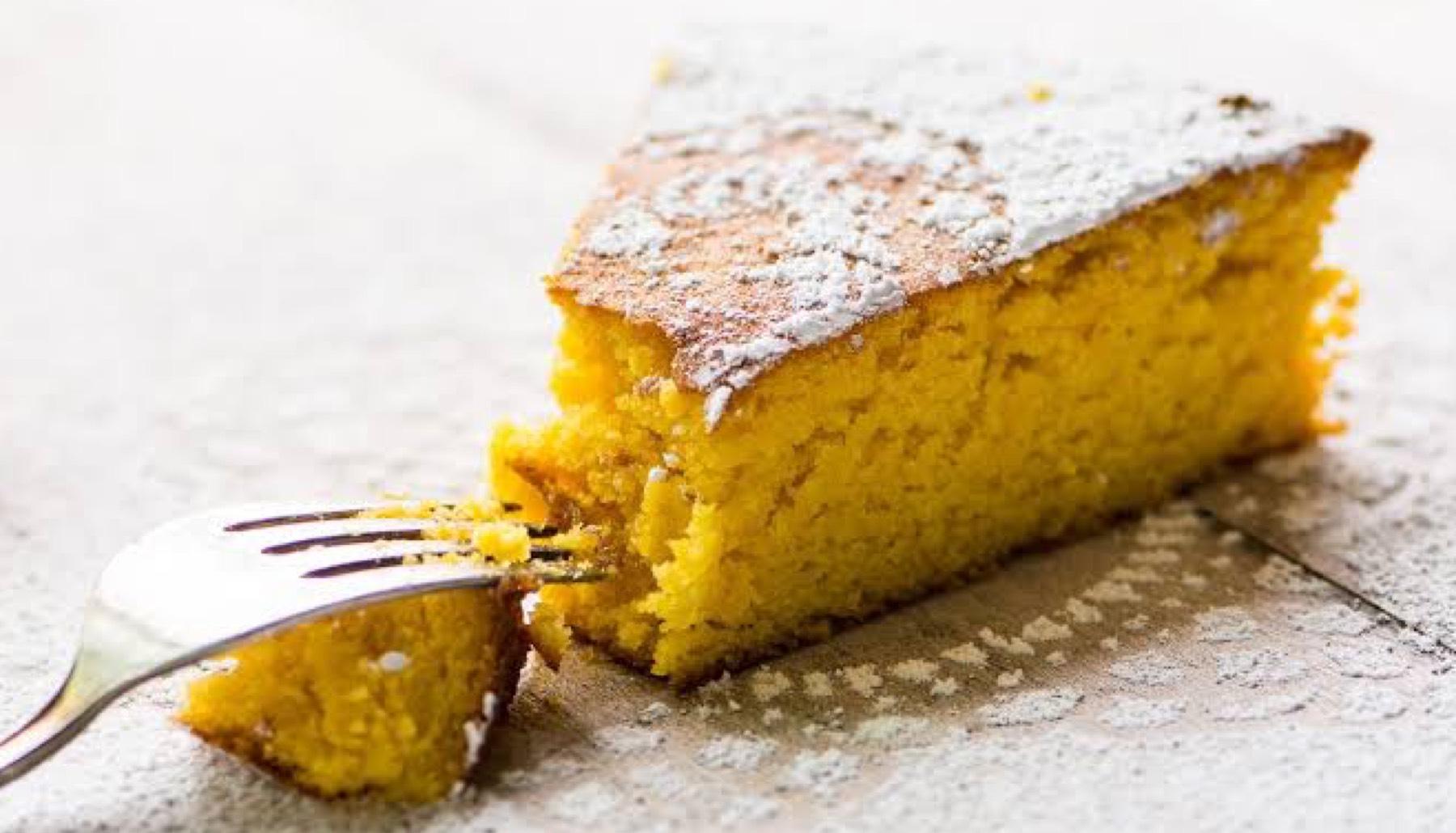 Passover Almond Cake Recipe