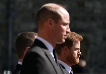 William y Harry - Destacada