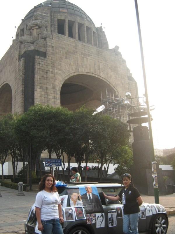 Segunda caravana 2009