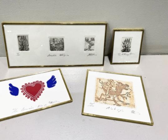 Artículos del Museo de Arte Popular