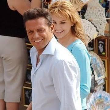 Luis Miguel y Aracely Arámbula
